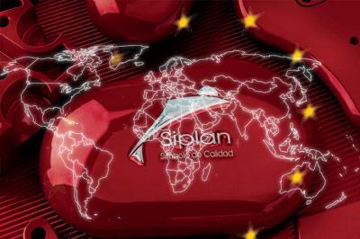 Siplan in the world